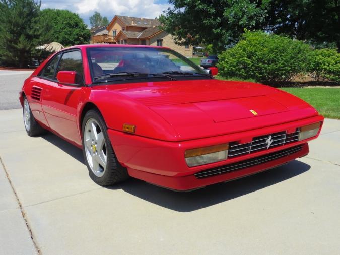 Ferrari Mondial T on